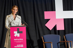 Hombres: ante el acoso sexual, quedarse callado no basta dijo la directora ejecutiva de ONU Mujeres