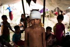 Más niños son objeto de ataques en conflictos armados, alerta UNICEF