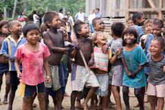 Niños de Colombia
