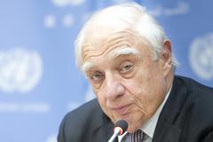 Secretario General de la ONU lamenta fallecimiento de su representante especial sobre migración internacional