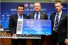 Entradas en venta: Partido por la Solidaridad en Ginebra para proyectos humanitarios y de desarrollo.