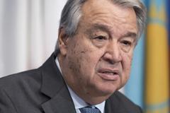 ONU: Guterres aplaude el encuentro en favor de la paz y la armonía entre las dos Coreas