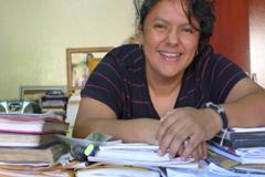 Activista Berta Caceres
