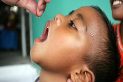Informe de UNICEF: Menos vitamina A, mayor riesgo de mortalidad infantil