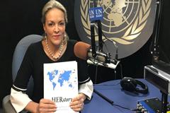 Las heroínas de las Naciones Unidas, reconocidas en una publicación histórica