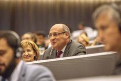 António Manuel de Carvalho Ferreira Vitorino es el nuevo Director General de la OIM