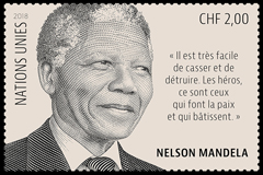A 100 años de su nacimiento, la ONU recordó a Mandela y su lucha contra la pobreza