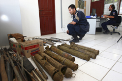 Preocupación del CICR por la brecha entre los compromisos del Tratado sobre el comercio de armas y la práctica