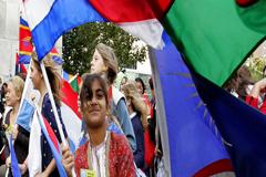 Las esperanzas del planeta recaen en los jóvenes señaló el Secretario General de la ONU