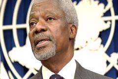 Ex secretario general de la ONU y Nobel de la Paz Kofi Annan falleció hoy en Suiza