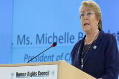 Michelle Bachelet será la nueva Alta Comisionada de la ONU para los Derechos Humanos