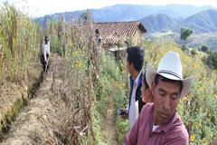 La sequía en Centroamérica amenaza la seguridad alimentaria de 2 millones de personas
