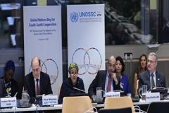 La Cooperación Sur-Sur, 40 años apoyando el desarrollo sostenible
