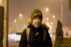OMS: El aire contaminado envenena y arruina la vida de millones de niños
