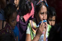 """Dijo relator de la ONU """"Es muy peligroso recurrir al Ejército"""" para frenar la caravana de migrantes"""