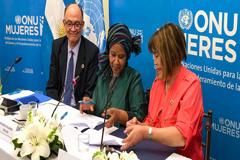 ONU Mujeres W20: La desigualdad en los salarios es un robo a las mujeres
