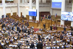 La Asamblea de la UIP da voz a los parlamentarios silenciados en sus países
