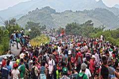 Caravana de migrantes: Los Estados tienen el deber de proteger los derechos humanos