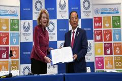 La ONU y los Juegos Olímpicos de Tokyo, a la conquista de los Objetivos de Desarrollo Sostenible