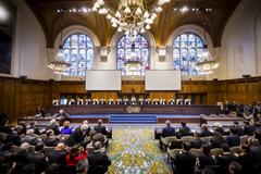 Por disputa sobre el estado y uso de las aguas del Silala Chile versus Bolivia La Corte Internacional de Justicia (CIJ) ordena una respuesta de Chile y una réplica de Bolivia