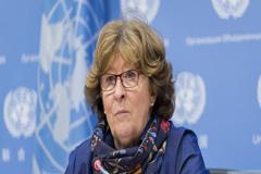 Louise Arbour, enviada especial para la migración internacional habla sobre el Pacto Mundial