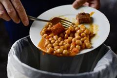 FAO: Evitar los deperdicios de comidas en las fechas de festividades