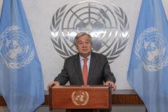 Mensaje del Nuevo Año de António Guterres Secretario General de la ONU