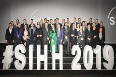 El Salón Internacional de la relojería de alta gama abrió sus puertas en Ginebra