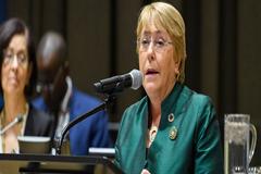 Derechos Humanos: Michelle Bachelet preocupada por la criminalización de la disidencia en Nicaragua