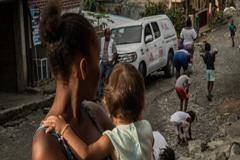 MSF en Colombia cubre un vacío enorme en la atención a víctimas de los conflictos y violencia sexual