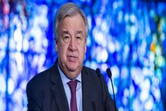 António Guterres Secretario General de la ONU llama a la calma en Venezuela