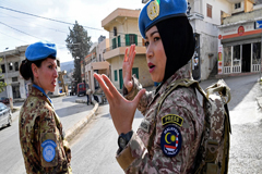 Guterres propone aumentar el personal femenino de fuerzas de paz entre un 15 y un 35% para el año 2028