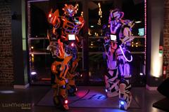 Robots y realidad virtual invaden la Feria Internacional de Inventos de Ginebra