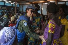 Día Internacional del Personal de Paz de las Naciones Unidas: La paz en el mundo sí es posible