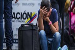 ACNUR pide la protección como refugiados para los venezolanos fuera del país
