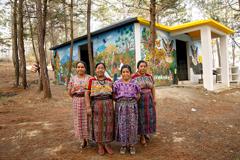 Una casa donde conviven el arte y la memoria intenta cerrar las heridas en Guatemala