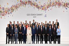"""En un clima de """"calentamiento político"""", Guterres pide compromisos al G20 contra el cambio climático"""