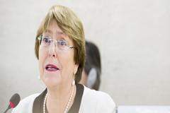 Michelle Bachelet visitará Venezuela la próxima semana