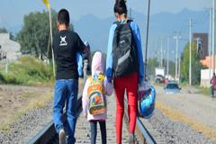 UNICEF: Los niños migrantes en la frontera de EE.UU carecen de protección y servicios que aseguren su bienestar