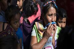 Bachelet horrorizada por las condiciones que sufren los migrantes y refugiados en Estados Unidos