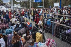 Los venezolanos que emigran enfrentan distintos riesgos durante su desplazamiento