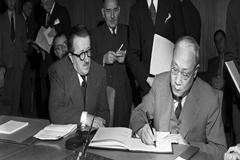 En su 70º aniversario, los Convenios de Ginebra siguen siendo la base de la ley humanitaria internacional
