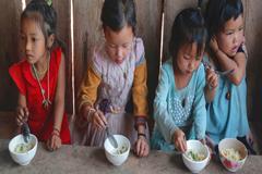 UNICEF: La tercera parte de los niños menores de 5 años padece malnutrición