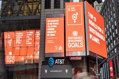 Treinta empresas multinacionales se unen a la Agenda de Desarrollo Sostenible