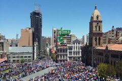 Bachelet: represión y uso desproporcionado e innecesario de la fuerza pueden recrudecer situación en Bolivia