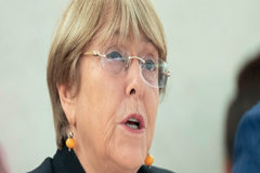 Ecuador: Bachelet insta al diálogo para prevenir conflictos y crear una sociedad más inclusiva