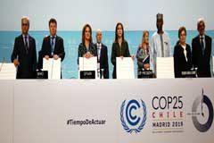 """Greenpeace """"Es inadmisible que las empresas contaminantes hayan impuesto sus intereses en la COP25"""""""
