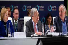 La COP25 llega a su día final con negociaciones hasta el último minuto