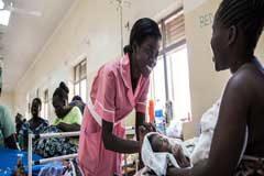 El 2020 será el Año Internacional del Personal de Enfermería y Partería