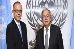 Guterres pide a Guatemala que garantice la seguridad del antiguo personal de la CICIG